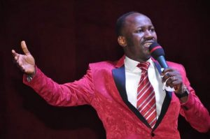 Apostle Johnson Suleman Reacts To Shoprite's Looting In Nigeria Over Xenophobia In South Africa