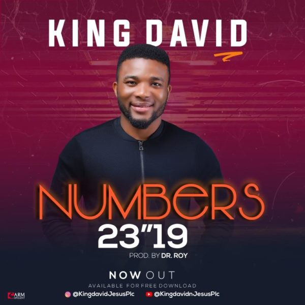 Photo of DOWNLOAD Music: King David – Numbers 23″19