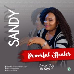 Sandy – Powerful Healer