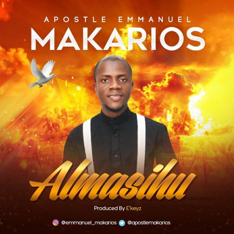 Photo of Apostle Emmanuel Makarios – Almasihu