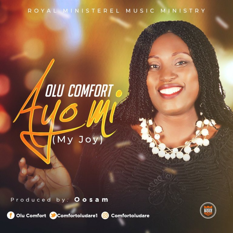 Photo of Olu Comfort – Ayo Mi (My Joy)