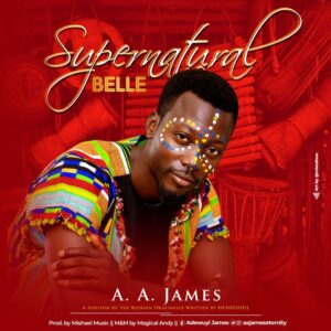 A.A. James – Supernatural Belle