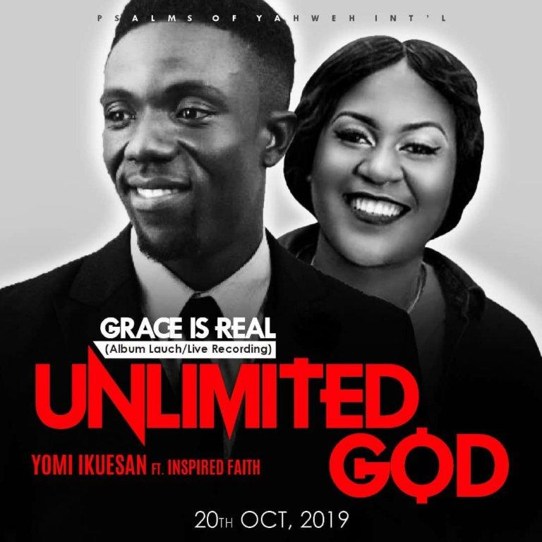Photo of Yomi Ikuesan – Unlimited God