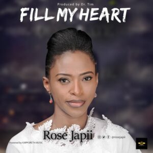 Fill My Heart Rose Japii