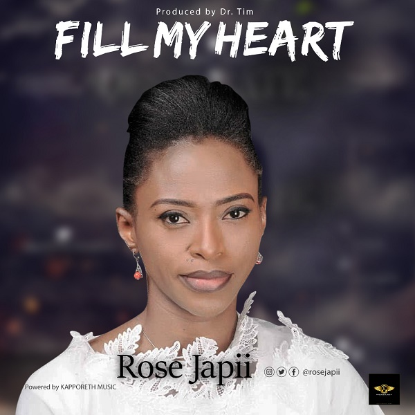 Fill My Heart Rose Japii