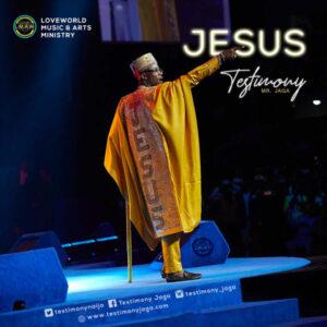 Testimony Jaga Jesus