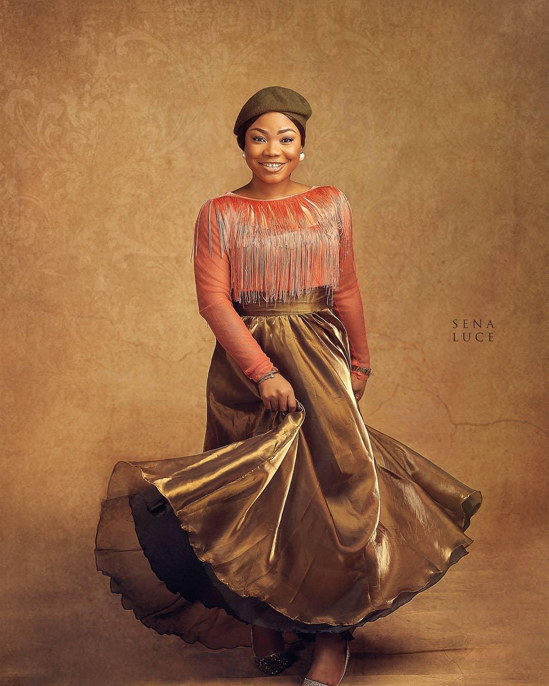 Photo of Mercy Chinwo – Correct