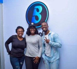 Onos meets with Boomplay Kenya ahead of Breathe Concert 2020 in Kenya