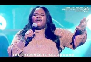 Tasha Cobbs ft Elevation Collective – Here As in Heaven