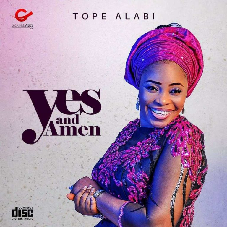 Photo of [Lyrics+Audio] Tope Alabi – Talo Dabi Re