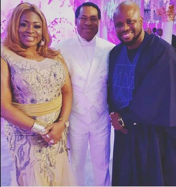 Gospel singer, Sinach welcomes her first child after 5 years of marriage