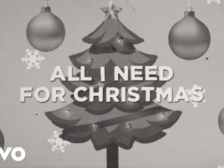 TobyMac And Terrian – All I need for christmas [Mp3, Video and Lyrics]