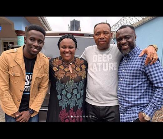 "Nigerian Gospel Music Minister ""Chioma Jesus"" Gave Her Husband Brand New Car"