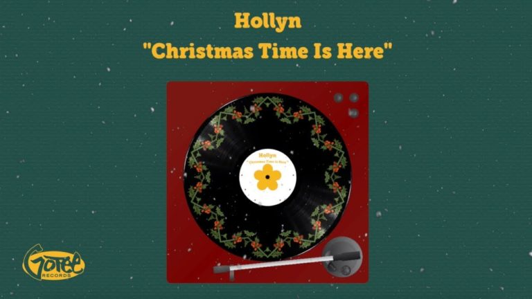 Hollyn Christmas Time Is Here