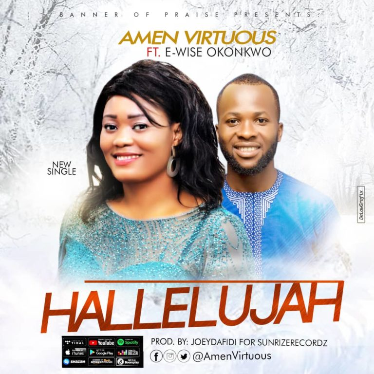 Amen Virtuous Ft E Wise Okonkwo – Hallelujah