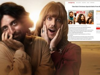 Film Portraying Jesus As Gay, Join Millions Of Christians Ask Netflix To Cancel