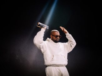 Kanye West Brings Sunday Service To Antioch Church