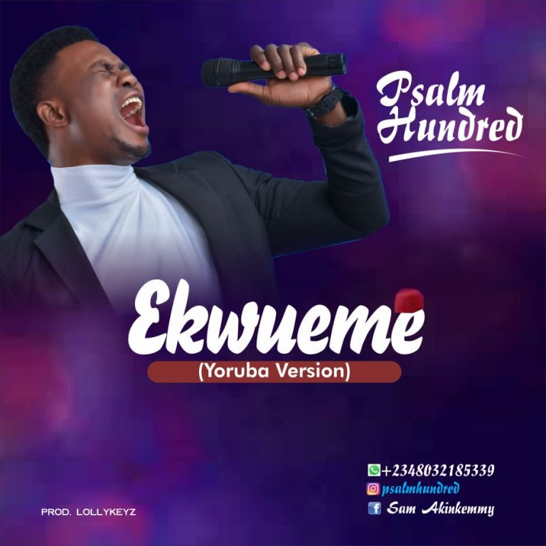 Psalm Hundred Ekwueme Yoruba Version