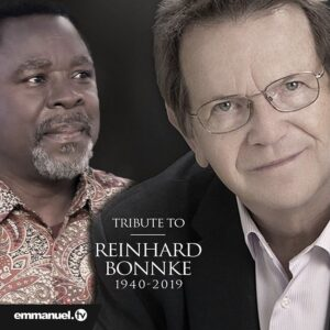 Pastor T.B Joshua Tribute To Late Evangelist Reinhard Bonnke