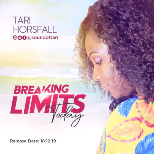 Tari Horsfall Breaking Limits Today