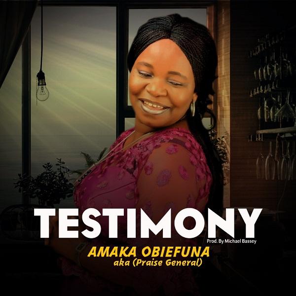 Photo of Amaka Obiefuna (AKA Praise General) – Testimony