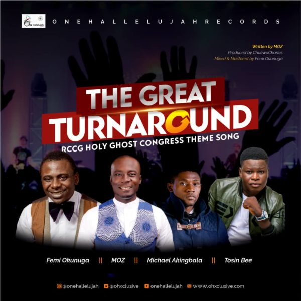 The Great Turn Around One Hallelujah Records lyrics