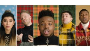 Pentatonix What Christmas Means To Me Video and Lyrics