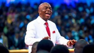 Bishop David Oyedepo Condemns Hate Speech Bill,Tells Nigerians To Be Critical Of Government