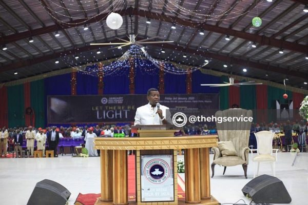 Photo of 2020 Prophecies By Pastor E.A. Adeboye Of The Redeemed Christian Church Of God