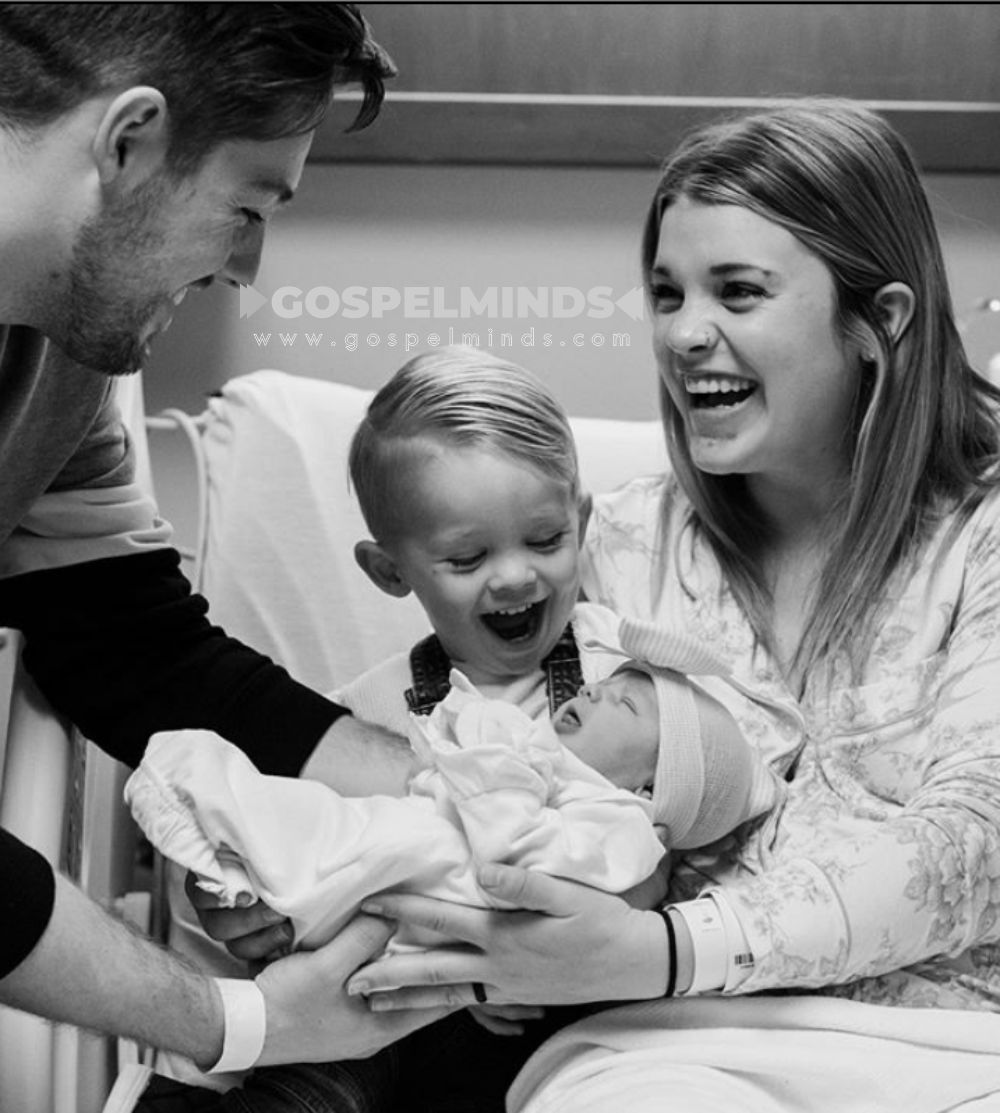 Gospel Music Minister: Austin French And Wife Joscelyn Welcome New Baby Girl