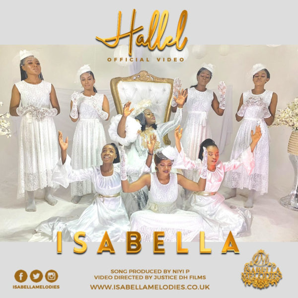 Isabella Melodies Hallel Video