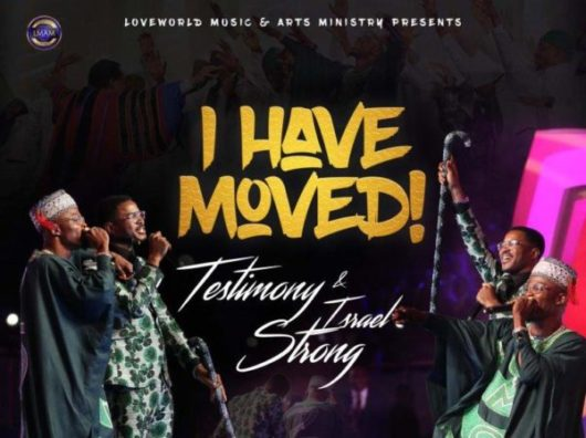 Testimony Jaga Ft Israel Strong I Have Moved