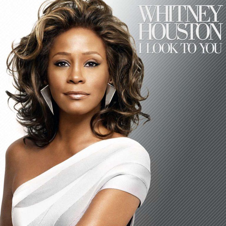 Whitney Houston I Look To You Lyrics