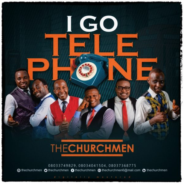 The Church Men I Go Telephone To Heaven