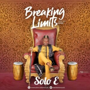 Solo E Breaking Limits Mp3