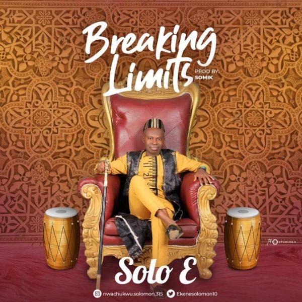 Solo E Breaking Limits Mp3