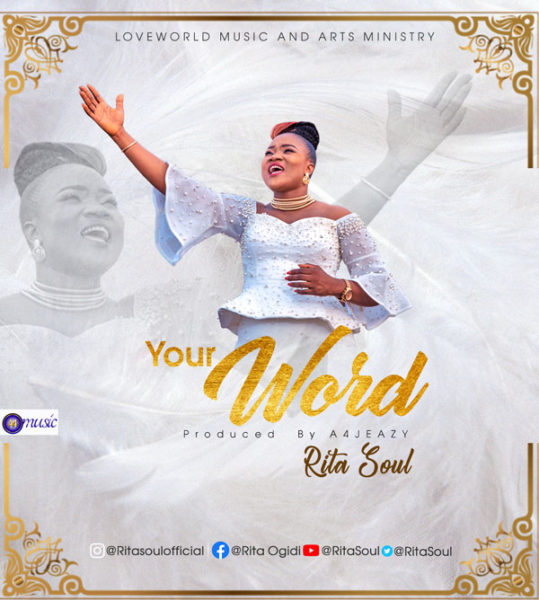 Photo of Ritasoul – Your Word
