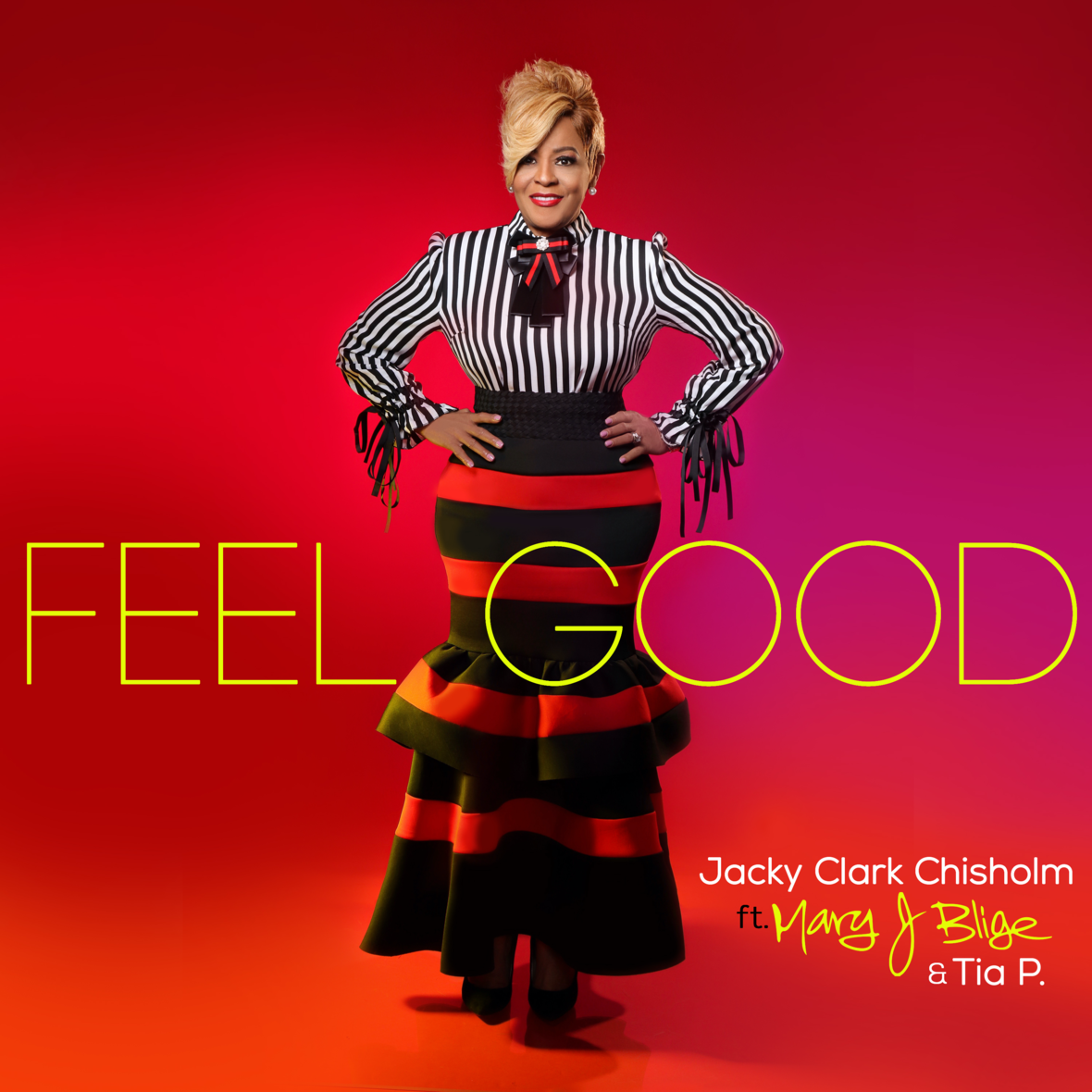 Jacky Clark Chisholm ft Mary J Blige Feel Good