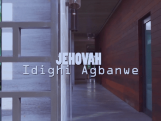 Jimmy D Psalmist Jehovah Idighi Agbanwe Mp3