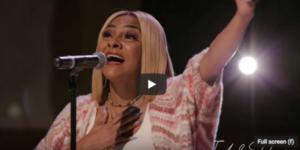 Isabel Davis Bless The Lord Lyrics Video
