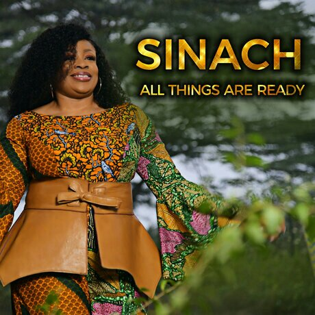 Sinach All Things Are Ready Lyrics