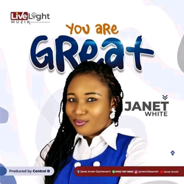 Photo of Janet White – You Are Great