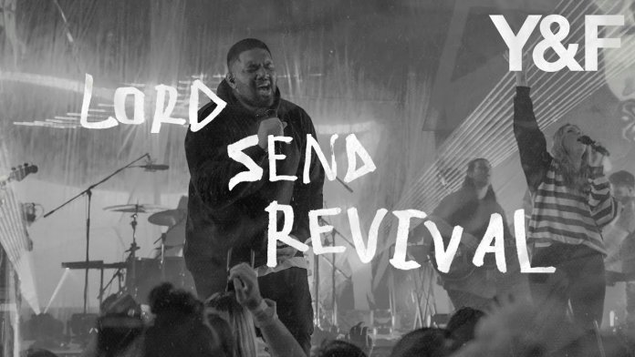 Hillsong Young and Free – Lord Send Revival Lyrics Audio