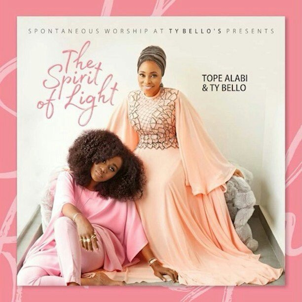 Tope Alabi The Spirit Of Light Album Download