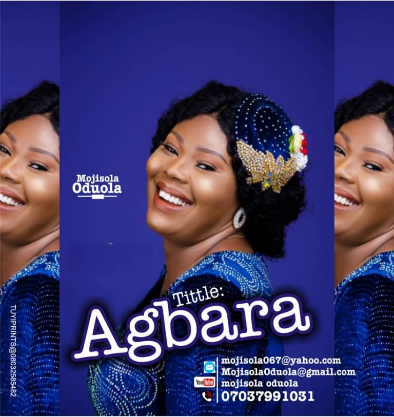 Mojisola Oduola Agbara Mp3 Download