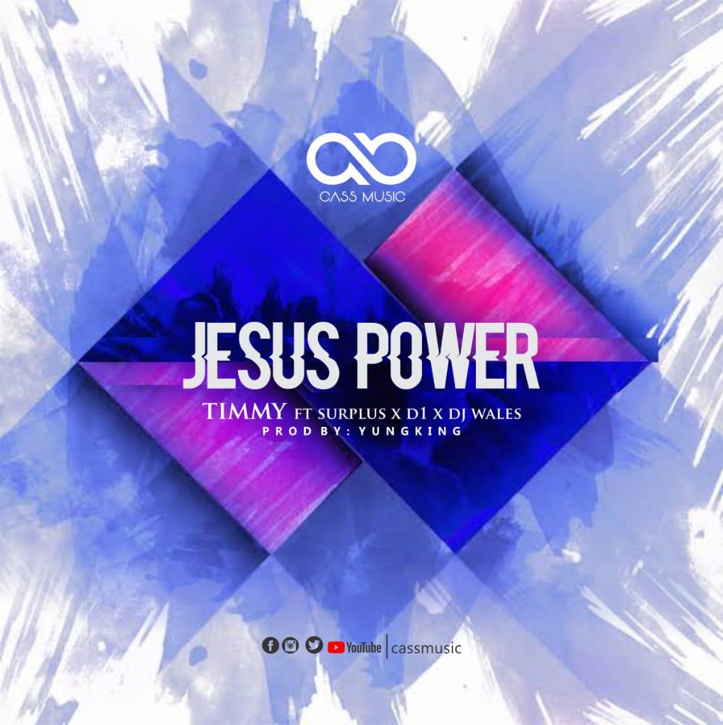 Timmy Jesus Power Mp3