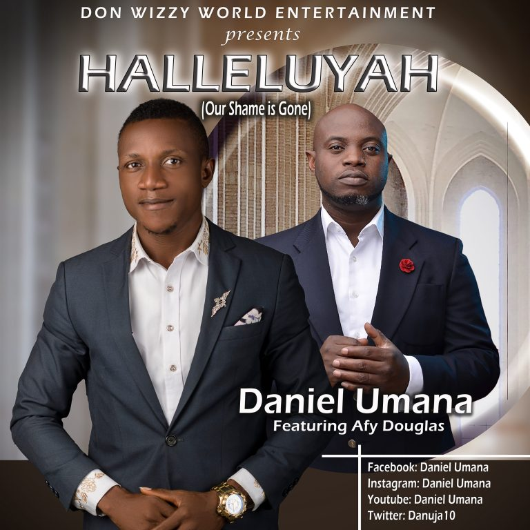 Photo of Daniel Umana ft Afu Douglas – Hallelujah [Lyrics]