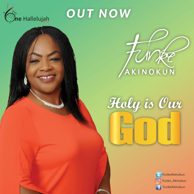 Funke Akinokun Holy is Our God Mp3 Download