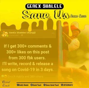 GenEx Shalele Save Us Mp3 Download