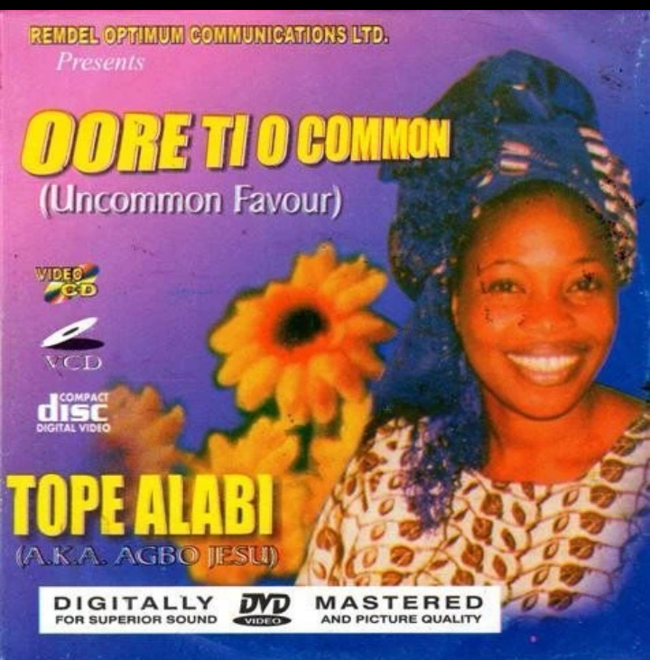 Tope Alabi oore ti o common mp3 Download